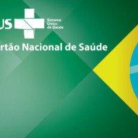 Novo Layout Cartão SUS - Frente - Portaria MS/GM Nº 940 de 28 de Abril de 2011