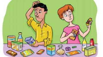 Informações sobre alergênicos agora é obrigatória em rótulos
