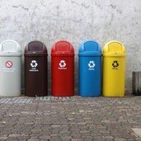 Simbologia de Materiais de Embalagens para Reciclagem