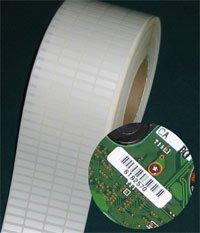 Circuito Impresso com etiqueta em Poliimida