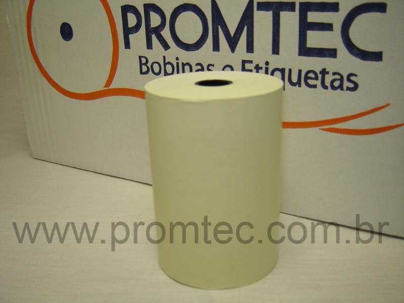 Bobina térmica - Cupom Fiscal