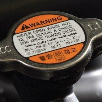 Etiqueta Adesiva de Poliéster para Autopeças