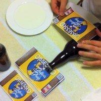 Como Colar Rótulos de Cerveja Artesanal Usando Leite