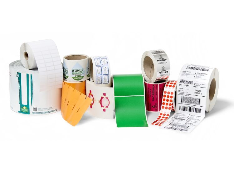 Rótulos e Etiquetas Adesivas