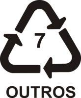 Simbologia De Materiais De Embalagens Para Reciclagem Promtec
