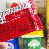 Etiqueta Ingredientes Alergênicos