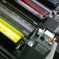 Impressora offset, uma das opções e impressão de embalagens personalizadas