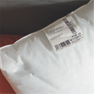 Ribbon Textil para Fronha, Lençol, Cobertor e Colchão