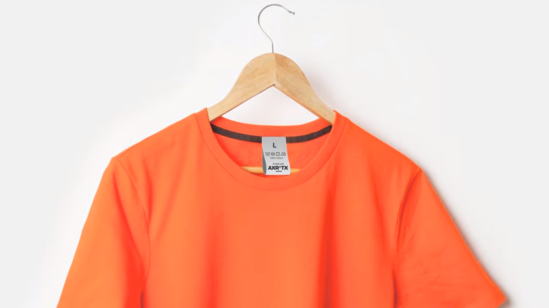 Ribbon de Resina Têxtil para Camisas