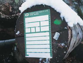 Tag Tyvek Impressora Matricial