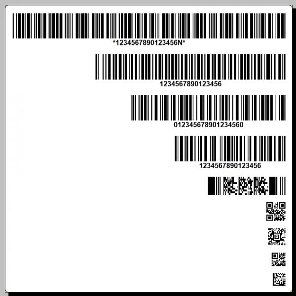 Qual é o Menor Tamanho de uma Etiqueta de Código de Barras