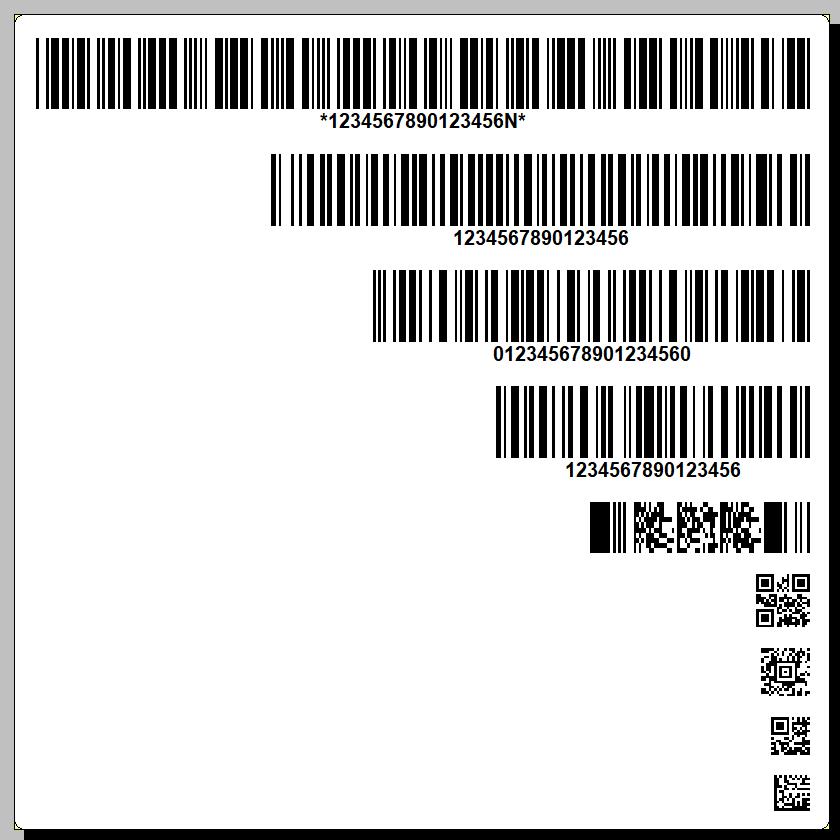 49cbc52e6 Qual é o Menor Tamanho de uma Etiqueta de Código de Barras?