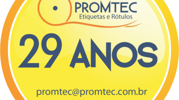 Promtec - 29 Anos