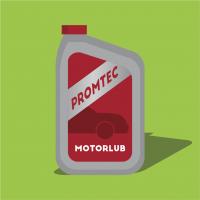 Rótulos para lubrificantes e autopeças