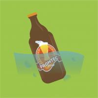 Etiquetas resistentes a água