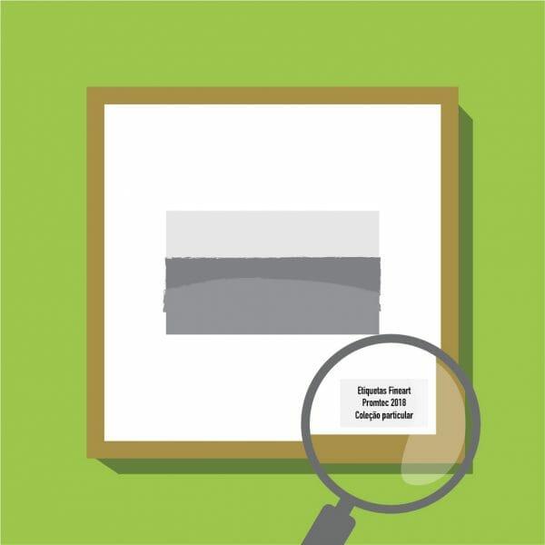 Etiquetas FineArt - Durável em papel museológico