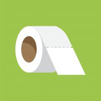 Tags em papel sintético