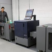 Promtec a primeira empresa a adquirir impressora digital Konica Minolta