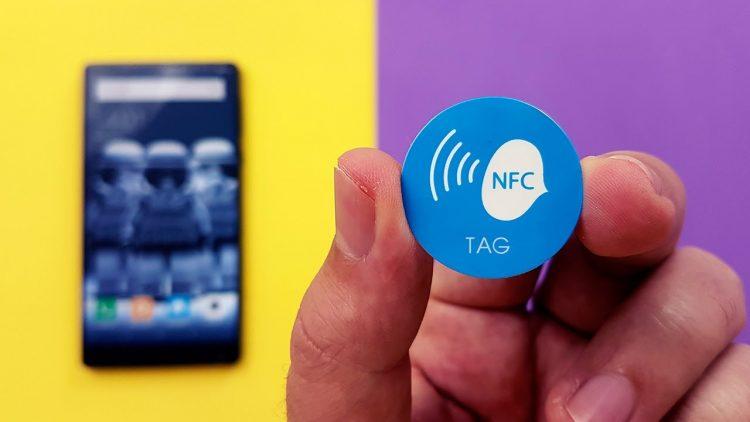 etiquetas nfc tag: o que são?