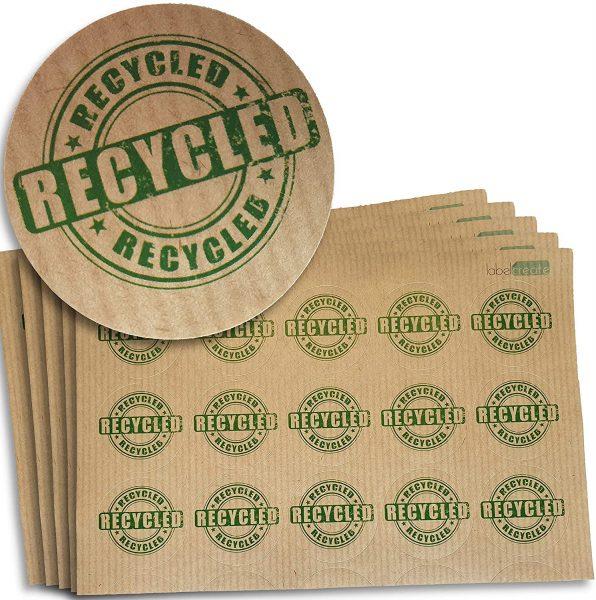 etiquetas e rótulos sustentáveis