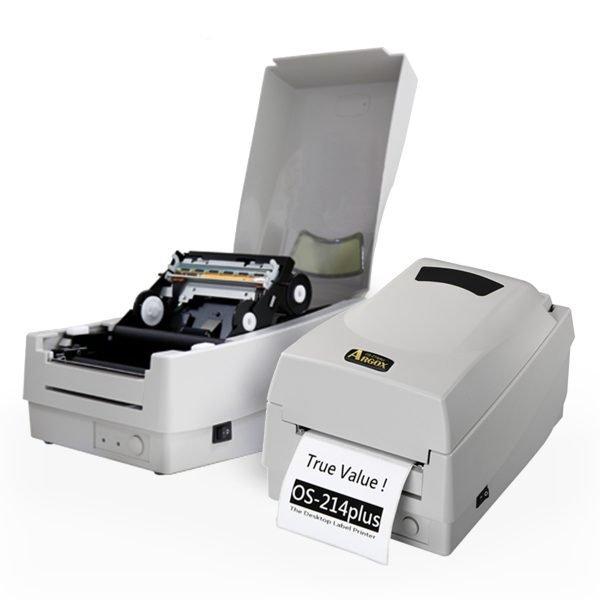 impressora argox 02 214 com ribbons promtec